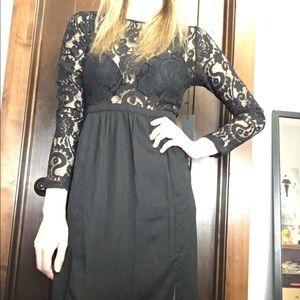 Forever 21 Black Maxi Dress!